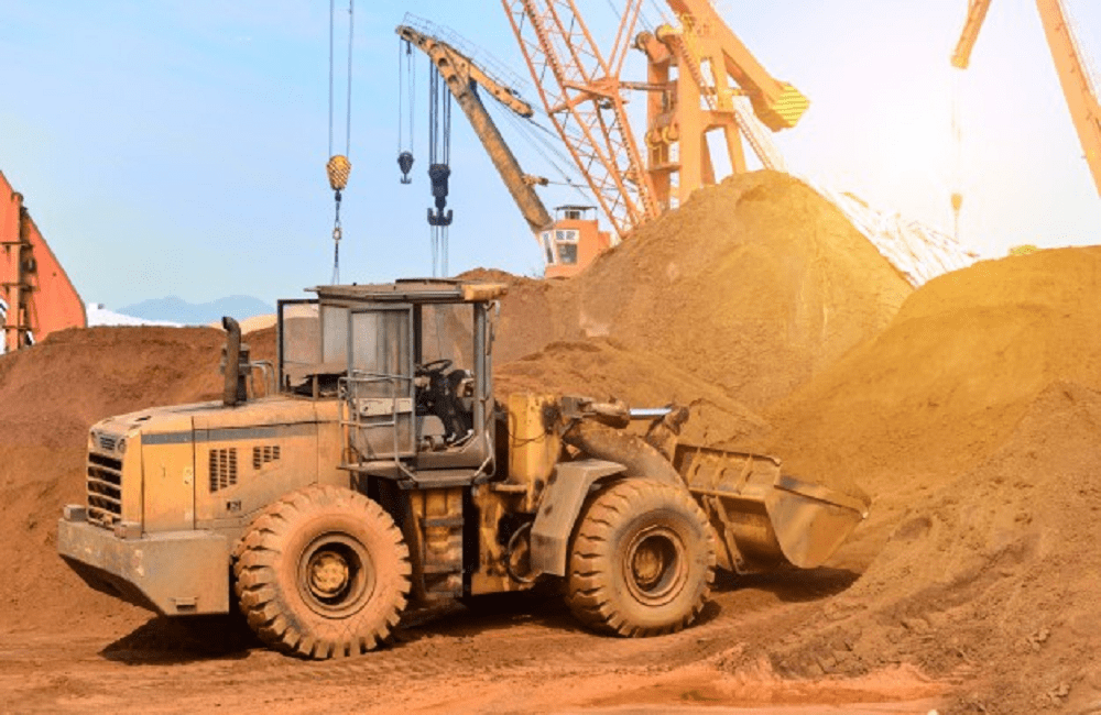 construction equipment companies in UAE